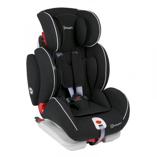 Autosedačka BabyGo Sira Isofix I-II-III