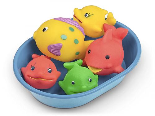 Profibaby Vodní zvířátka v misce do vany