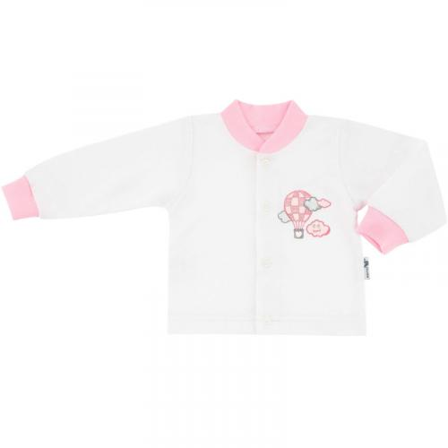 Esito Kojenecký kabátek Létací balón růžová