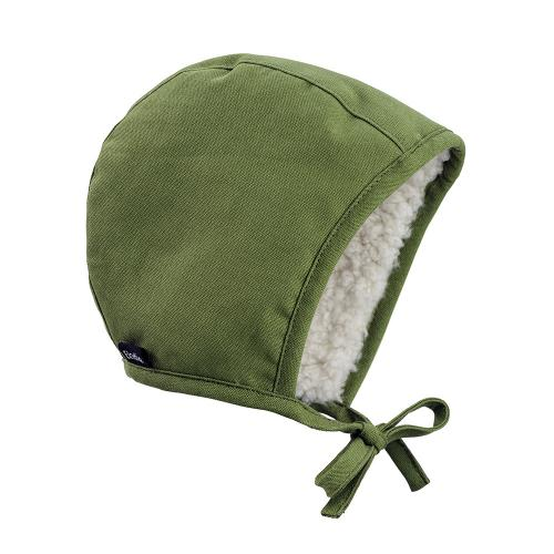 Elodie Details Zimní čepeček pro miminka Popping Green