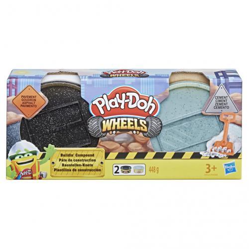 Hasbro Play-Doh Wheels Stavební modelína