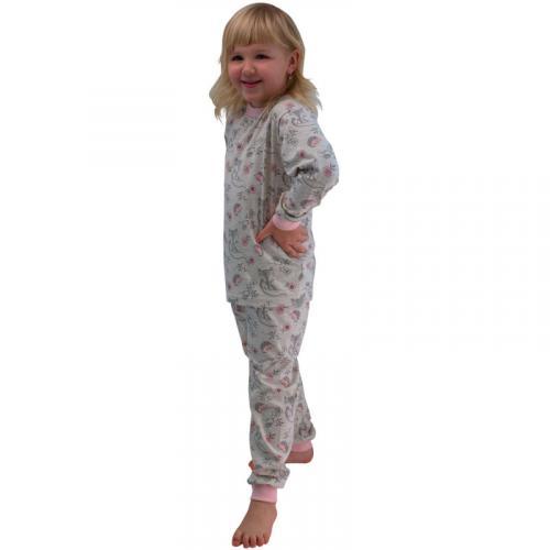 Esito Dětské BIO pyžamo Ježek