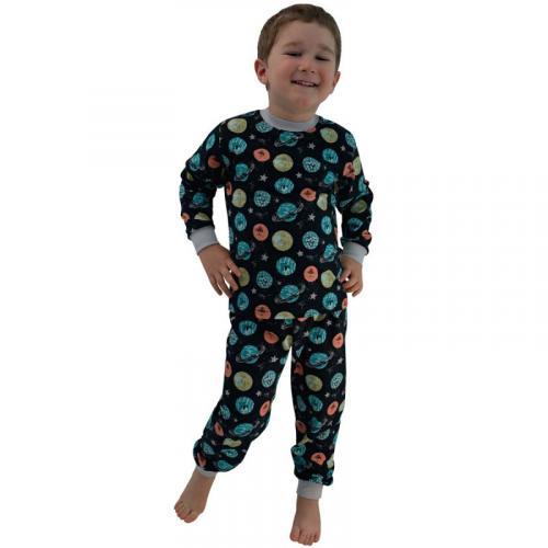 Esito Dětské BIO pyžamo Vesmír