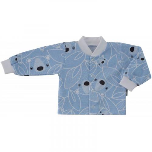 Esito Kojenecký kabátek Brumla modrá