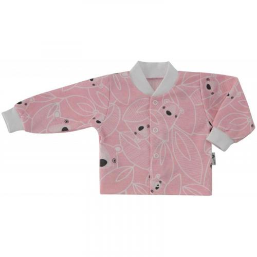 Esito Kojenecký kabátek Brumla růžová