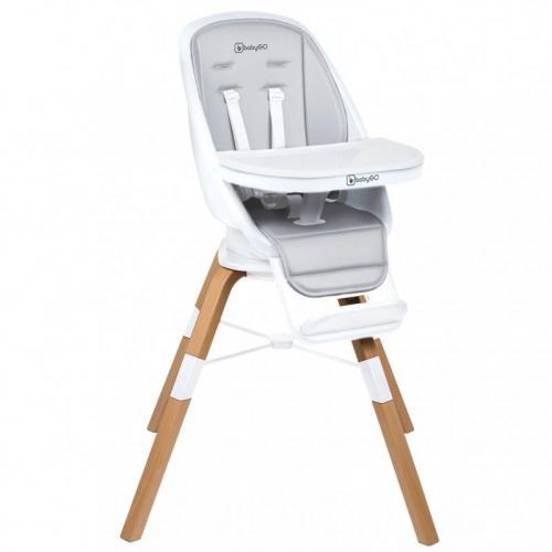 Jídelní židlička Babygo CAROU 360°