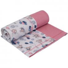 Esito Letní dětská deka dvojitá bavlna Myšky