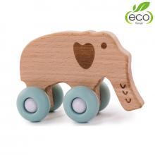 Bo Jungle Dřevěná hračka B-WOODY Elephant