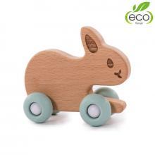 Bo Jungle Dřevěná hračka B-WOODY Rabbit