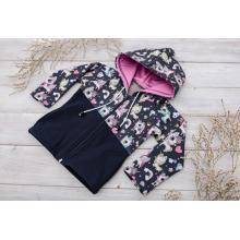 Sparrow Softshellová bunda bez zateplení UNICORN přestřižená
