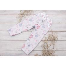 Sparrow Softshellové kalhoty s fleecem Bílé+Králíček