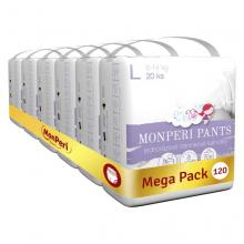 MonPeri Pants Mega Pack jednorázové kalhotky