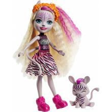 Mattel Enchantimals Panenka a zvířátko