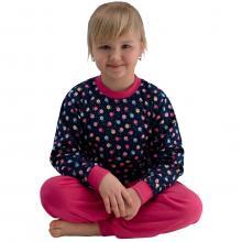 Esito Dívčí pyžamo Kytičky