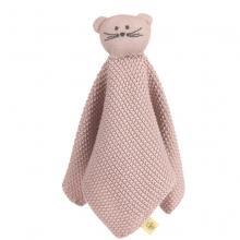 Lässig BABIES Knitted Baby Comforter Little Chums muchláček