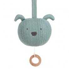 Lässig BABIES Knitted Musical Little Chums hudební hračka