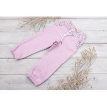 Sparrow Softshellové kalhoty bez zateplení Růžové+Koník