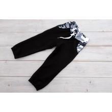 Sparrow Softshellové kalhoty bez zateplení Šedý maskáč