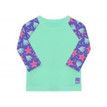 Bambino Mio Dětské tričko do vody s UV filtrem Violet