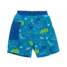 I play chlapecké plavky s plenkou dinosaurus