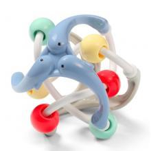 BabyOno Chrastítko edukační Dolphin's Sphere