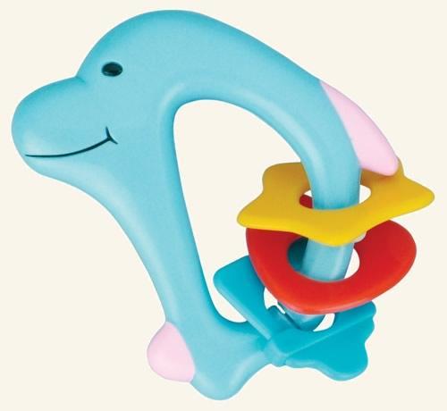 Canpol babies chrastítko delfín