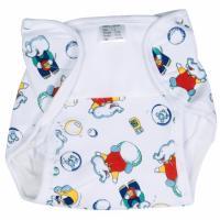 Canpol babies plenkové kalhotky PREMIUM na suchý zip