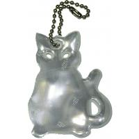 Glimmis reflexní přívěsek kočka
