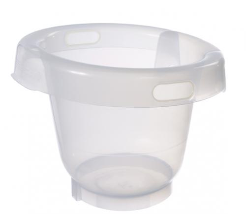 Bébé-Jou koupací kyblík Bébé-Bubble transparent