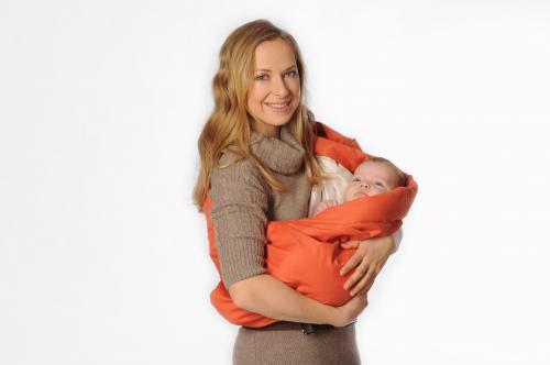 Babyvak látkové nosítko Baby vak