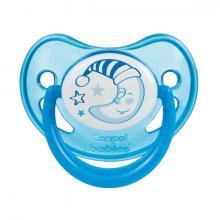 Canpol babies dudlík silikonový anatomický 0-6m Night Dreams