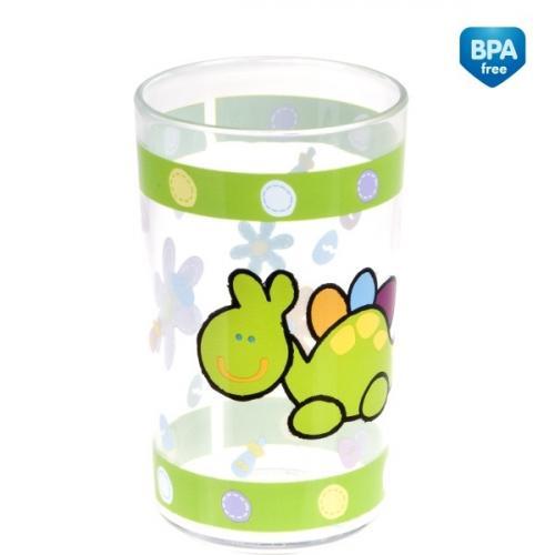 Canpol babies sklenička s potiskem