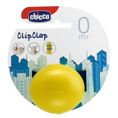 Chicco pouzdro na dudlík - pásek na suchý zip