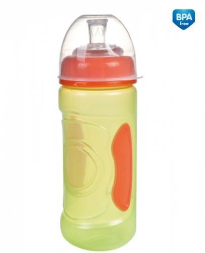 Canpol babies nevylévací láhev protiskluzová