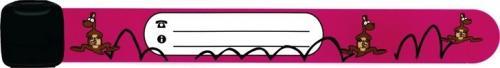 InfoBand dětský identifikační náramek