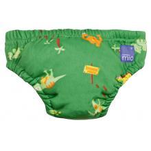 Bambinomio kalhotky na koupání - Green Dino