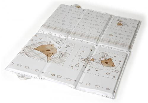 Ladotex cestovní přebalovací matrace skládací
