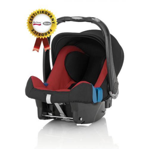 Autosedačka Römer Baby-Safe plus SHR II TrendLine