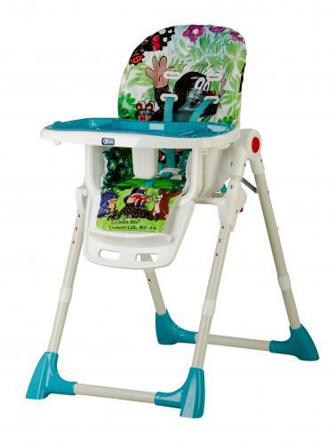 Jídelní židlička Gmini Krteček