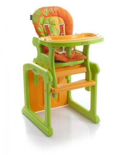 Jídelní židlička Babypoint Gracia