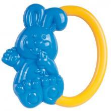Canpol babies chrastítko zajíc na kroužku