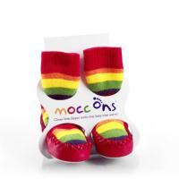 MOCC ONS® ponožkové mokasíny 12-18 měsíců