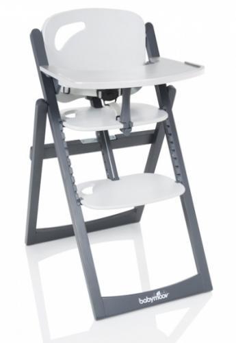 Jídelní židlička Babymoov Light Wood