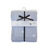 Piccolo Bambino Pletená deka hvězdičky 76x76 cm