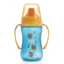 LOVI nevylévací hrníček Folky 250 ml bez BPA