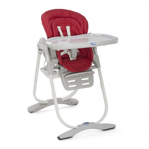 Jídelní židlička Chicco Polly Magic