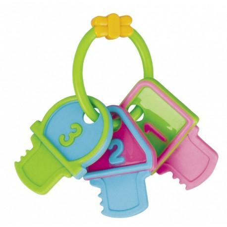 Canpol babies chrastící kousátko klíče