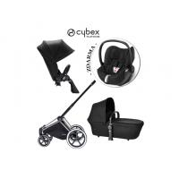 Kočárek Cybex Priam Trekking Set + ZDARMA autosedačka Cloud Q Plus