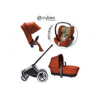 Kočárek Cybex Priam All Terrain Set + ZDARMA autosedačka Cloud Q Plus