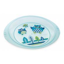Canpol babies plastový talíř SOVA